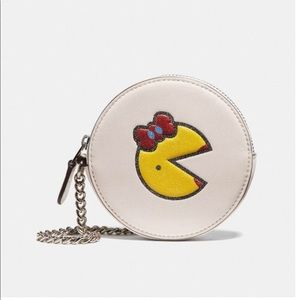 Coach | Ms. PAC-MAN coin purse